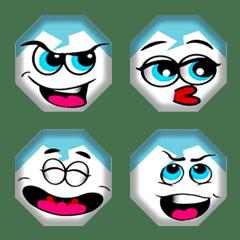 Octagon Emoji