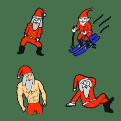 イッレ・コスヤの冬&年末年始の絵文字