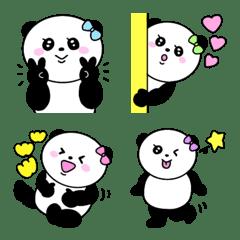 【パンダちゃん】大人可愛い日常絵文字