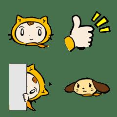 シノビー&ニン丸 絵文字