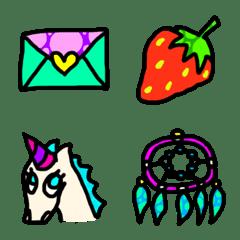 細胞 Cell Emoji