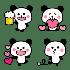 パンダちゃん絵文字2♡
