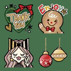 大人可愛いDays❤️冬&クリスマス**。