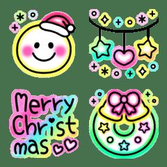 キラキラネオン♡クリスマスver♡