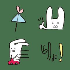 ゆるウサギ