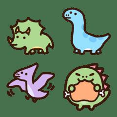 恐竜絵文字
