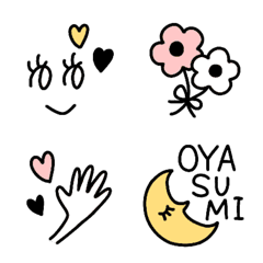 オトナ可愛い♡emoji2