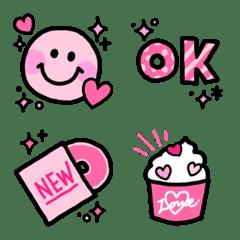 ピンクを推したい 〜日常使い〜