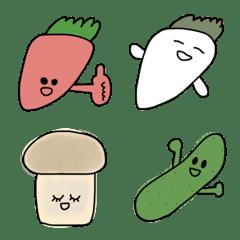 野菜と果物♡ベジタブルフルーツ
