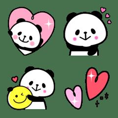 パンダさんの♡大人かわいい♡絵文字