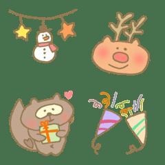 クリスマスや冬にぴったり!日常使いにも