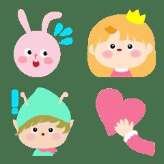Little Princess Little family 1