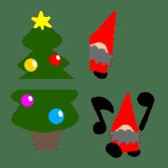 クリスマス絵文字~妖精