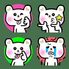 シロクマ♡ななちゃん♡絵文字