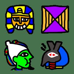 ツタンカーメン!Emoji