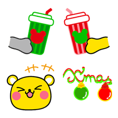 Chirstmas' Coming mousy ONEONE 2