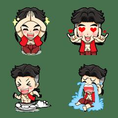Emoji, Thai Warrior