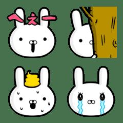☆容疑者ウサギ☆使える絵文字2