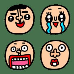 riekimの顔絵文字6