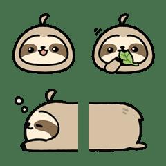 Crown the Sloth Emoji