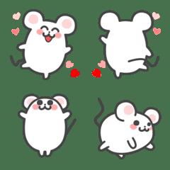 会話で使おう!大人のシンプル可愛いネズミ