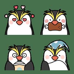 ゆるかわいいロイヤルペンギンさん絵文字