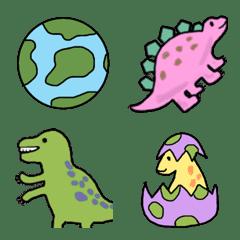 かわいい恐竜さん 2