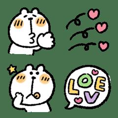 くまぴ★絵文字5