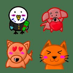 動物好きのための絵文字