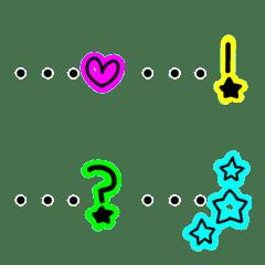 無言…からの絵文字2