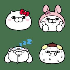 サンリオキャラクターズ×ヨッシースタンプ