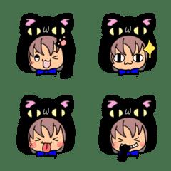 ちびラブ 黒猫Ver.