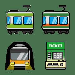 首都圏を走る電車と地下鉄たち