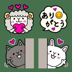 キグルミ☆フレンズ@使えるあにまる絵文字