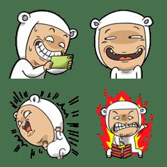Mee mee hu2 Emoji