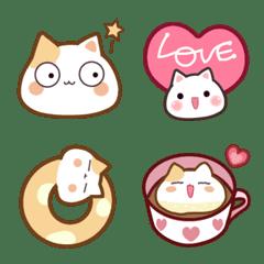 可愛い猫家族