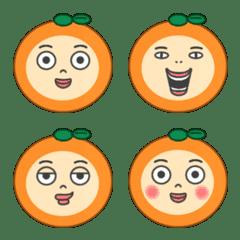 フルーツブラザーズ(オレンジ)