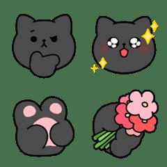 黒猫, かミャン