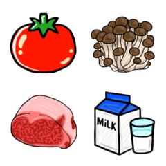 きよすけのお買い物食材(╹◡╹)