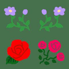 オトナ可愛い♥️花フレーム