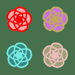 お花がいっぱい 2