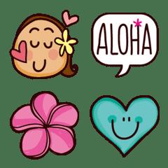 ミリラニ ハワイアン絵文字 Ver.3