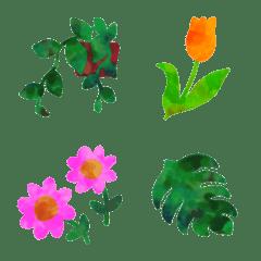 観葉植物や花♥大人可愛いフレーム