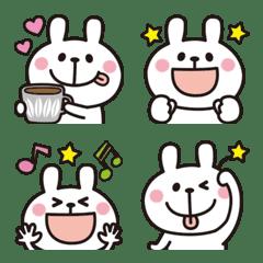 大人かわいい♡うさぎの絵文字6