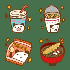可愛い 食べ物 絵文字 ③