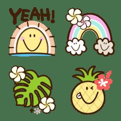 Hawaiian♡大人ガーリーロコスマイル