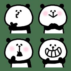パンダがたくさんの絵文字