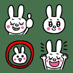 riekimのウサギさん絵文字