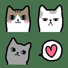 猫ねこ絵文字