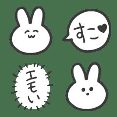 …♡モノクロOTAKUうさちゃん♡…